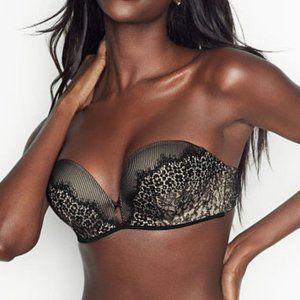NEW Victoria's Secret Bombshell Bra with lace 32A